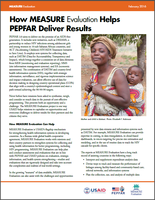 MEval PEPFAR Results