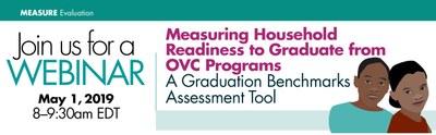OVC Graduation Webinar Banner