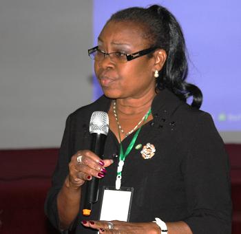 Dr. Felicite Chokki-Laleye