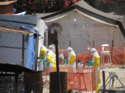 Ebola Treatment Center