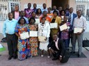 National Malaria Control Program Staff Receive M&E Training in Democratic Republic of Congo