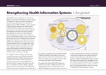 Strengthening Health Information Systems in Bangladesh