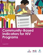 Community-Based Indicators for HIV Programs