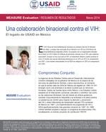Una colaboración binacional contra el VIH: El legado de USAID en México