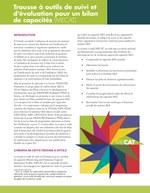 Trousse à outils de suivi et d'évaluation pour un bilan de capacités (MECAT)