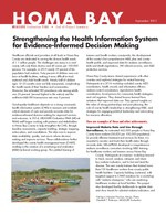 Homa Bay: Strengthening the Health Information System for Evidence-Informed Decision Making