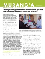 Murang'a: Strengthening the Health Information System for Evidence-Informed Decision Making
