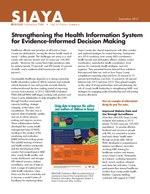 Siaya: Strengthening the Health Information System for Evidence-Informed Decision Making