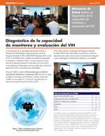 Diagnóstico de la capacidad de monitoreo y evaluación del VIH