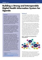 Building a Strong and Interoperable Digital Health Information System for Uganda