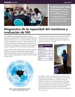 Diagnóstico de la capacidad del monitoreo y evaluación de VIH (Panamá)
