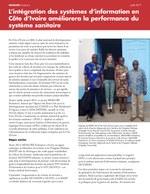 L'intégration des systèmes d'information en Côte d'Ivoire améliorera la performance du système sanitaire