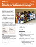 Renforcer la surveillance communautaire basée sur les événements au Sénégal