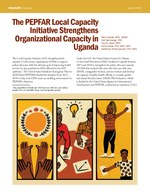 The PEPFAR Local Capacity Initiative Strengthens Organizational Capacity in Uganda