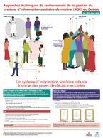 Approches techniques de renforcement de la gestion du système d'information sanitaire de routine (SISR) de Guinée