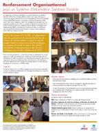 Renforcement organisationnel pour un Système d'Information Sanitaire durable