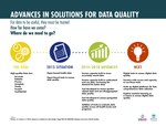 Advances in Solutions for Data Quality