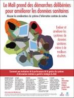 Le Mali prend des démarches délibérées pour améliorer les données sanitaires
