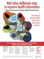 Mali takes deliberate steps to improve health information