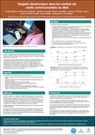 Registre électronique dans les centres de santé communautaire au Mali