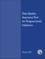 Data Quality Assurance Tool for Program Level Indicators