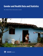 Gender and Health Data and Statistics: An Annotated Resource Guide