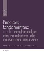 Principes fondamentaux de la recherche en matière de mise en oeuvre
