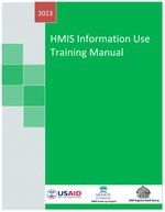 HMIS Information Use Training Manual