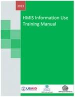 HMIS Information Use Training Manual
