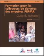 Formation pour les collecteurs de données des enquêtes PEPFAR : Guide du facilitateur