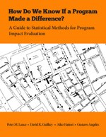 How Do We Know if a Program Made a Difference? A Guide to Statistical Methods for Program Impact Evaluation