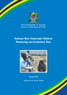 National Most Vulnerable Children Monitoring and Evaluation Plan