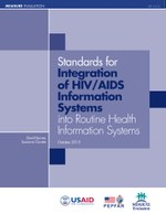 Standards for Integration of HIV/AIDS Information Systems into Routine Health Information Systems