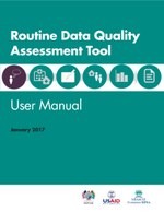 Routine Data Quality Assessment Tool - User Manual