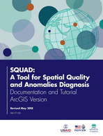 SQUAD: A Tool for Spatial Quality and Anomalies Diagnosis – Documentation and Tutorial (ArcGIS)