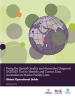 Using the Spatial Quality and Anomalies Diagnosis (SQUAD) Tool to Identify and Correct Data Anomalies in Master Facility Lists: Global Operational Guide