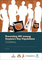 Preventing HIV among Guyana's Key Populations: Guidelines