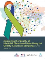 Measuring the Quality of HIV/AIDS Client-Level Data Using Lot Quality Assurance Sampling (LQAS)