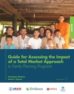 Guide for Assessing the Impact of a Total Market Approach to Family Planning Programs