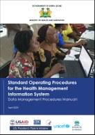 Standard Operating Procedures for the Health Management Information System: Data Management Procedures Manual I