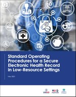 Standard Operating Procedures for a Secure Electronic Health Record in Low-Resource Settings