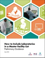 How to Include Laboratories in a Master Facility List: Preliminary Guidance