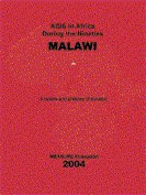 AIDS in Africa During the Nineties Malawi: A review and analysis of surveys