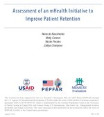 Assessment of an mHealth Initiative to Improve Patient Retention