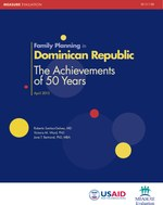 Family Planning in Dominican Republic. The Achievements of 50 Years