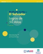 Planificación Familiar en El Salvador: Logros de 50 Años