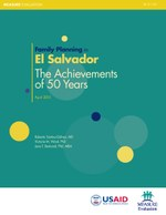 Family Planning in El Salvador. The Achievements of 50 Years