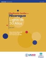 Planificación Familiar en Nicaragua: Logros de 50 Años