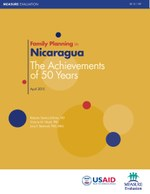 Family Planning in Nicaragua. The Achievements of 50 Years