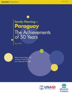 Family Planning in Paraguay. The Achievements of 50 Years